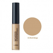 [THE SAEM] Cover Perfection Tip Concealer (SPF28/PA++) 6.5g/(#2 Rich Beige)/K-Beauty/Korea Cosmetics