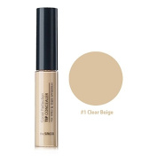 [THE SAEM] Cover Perfection Tip Concealer (SPF28/PA++) 6.5g/(#1 Clear Beige)/K-Beauty/Korea Cosmetics