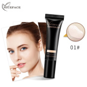 KaloryWee Basic Concealer Makeup Cosmetics Camouflage Colour Corrector Liquid Foundation Moisturising Waterproof BB Cream