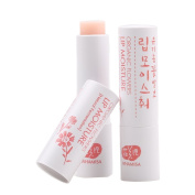 WHAMISA - Lip treatment - Fermented Flower Extracts - Moisturises and nourishes lips - Long lasting - Soft and healthy lips - Vegan - 4 gr