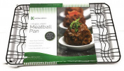 Kreative Kitchen Grease-Away Meatball Baking Pan Item #327