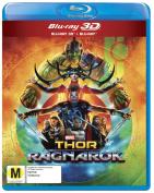 THOR: RAGNOROK - 3D [BD] [Region 4]