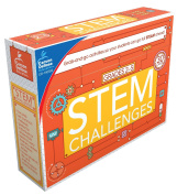 Carson Dellosa STEM Challenges Learning Cards