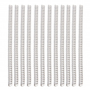 12 Pcs Ring Size Adjuster Guard Reducer Resizing Tools Spiral Based