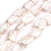 Natural Freshwater Cultured Pearls Beads for Jewellery Making