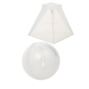 Sharplace 2 Shapes Crystal Jewellery Pendant Making Mould Pyramid Sphere Silicone Ornament Resin Casting Mould