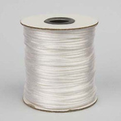 Rattail Cord 2mm White, priced per 5 metre