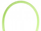 Nylon Mesh Tubing 4mm Lime Green