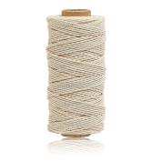 Anne as bakers Bind Threads Lebensmittelunbedenklich ideally suited Ties White 100 m