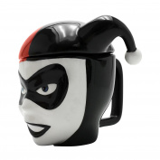 DC COMICS - Mug 3D HARLEY QUINN