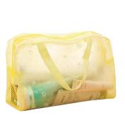 ❤️ Cosmetic Bag, Xinantime Waterproof Makeup Package Laundry Mesh Wash Bag Home Essential Bag