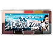 Skin Illustrator Death Zone Makeup Palette PPI Premiere Products Inc Alcohol Activated