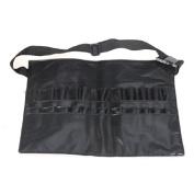 Protable Cosmetic Makeup Brush Pvc Apron Bag Artist Belt Strap Professional Make Up Bag Holder