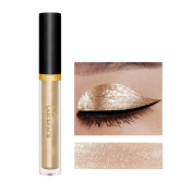 MeineBeauty Metallic Smoky Eyeshadow Waterproof Glitter Liquid Eyeliner & Eyeshadow Pen