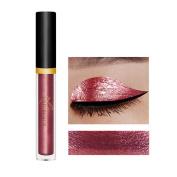 MeineBeauty Metallic Smoky Eyeshadow Waterproof Glitter Liquid Eyeliner & Eyeshadow Pen