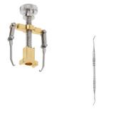 Sharplace Professional Ingrown Toe Nail Correction Pedicure Toes Treatment Tools Set