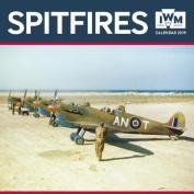 Imperial War Museum - Spitfires Wall Calendar 2019