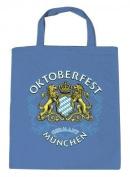 Eco-Friendly Cotton Bag - Oktoberfest Munich - 08937 - Bag Cotton