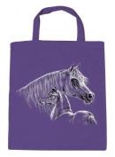 Collection bötzel Cotton Bag with Print - ARAB - 08859