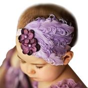 Photo weimay Baby Girls Elastic Headband Hair Band Accessory