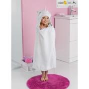 New Style Kids Hooded Bath Towel Animals Design Bath Towel - Unicorn