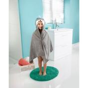 New Style Kids Hooded Bath Towel Animals Design Bath Towel - Shark