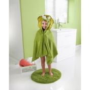 New Style Kids Hooded Bath Towel Animals Design Bath Towel - Dinosaur