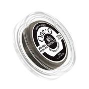 Toho One-G Nylon Beading Thread 0.2mm Brown 125yd Reel