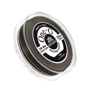Toho One-G Nylon Beading Thread 0.2mm Brown 250yd Reel