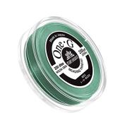 Toho One-G Nylon Beading Thread 0.2mm Mint Green 250yd