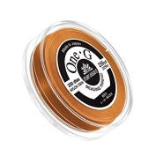Toho One-G Nylon Beading Thread 0.2mm Orange 250yd Reel