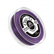 Toho One-G Nylon Beading Thread 0.2mm Purple 250yd Reel