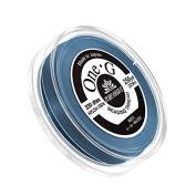 Toho One-G Nylon Beading Thread 0.2mm Blue 250yd Reel