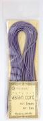 Asian cord 1 mm thin purple 5 m