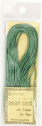 Asian cord 1 mm Sage green 5 m