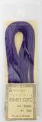 Asian cord 1mm purple 5m