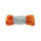 Strand Of Natural Raffia – 50g Ball – Orange