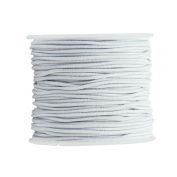 1 Roll 21m Elastic String Thread Cord Wire For Bracelet Jewellery Beads Making