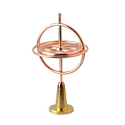 Parkside wind Metal Precision Nostalgic Gyroscope,Space Physical Toy, Newest Speed Balance Interesting Educational Toy and gift for children and adult
