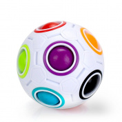 Rainbow Ball Puzzle Fidget Toy For Kids Puzzle Toy