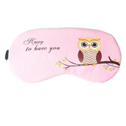 Wicemoon Eye Mask Beauty Sleep Cute Cartoon Eye Mask with Ice Bag Ice Massage Goggles