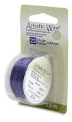 Artistic Wire 22-Gauge Dark Blue Wire, 8-Yards by Artistic Wire