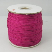 Angel Malone 10M x Violet-Red 1.5mm Rattail Braided Nylon Cord, GR8 for All jewellery Making, Kumihimo & Shamballa...!