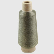 BEADS4CRAFTS METALLIC THREAD EMBROIDERY CONES 4000 METRES 6 COLOURS SEWING MACHINE DRESSMAKING