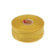 Beadsmith Superlon (S-Lon) Tex45 Size D - Golden Yellow - 70m