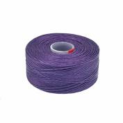 Beadsmith Superlon (S-Lon) Tex45 Size D - Purple - 70m
