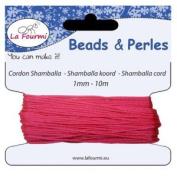 Shamballa Fuchsia Wire 1mmx10 m – Shamballa Braided yarn