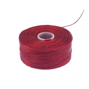 Beadsmith Superlon (S-Lon) Tex45 Size D - Red - 70m