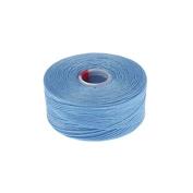 Beadsmith Superlon (S-Lon) Tex45 Size D - Light Blue - 70m