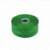 Beadsmith Superlon (S-Lon) Tex45 Size D - Green - 70m